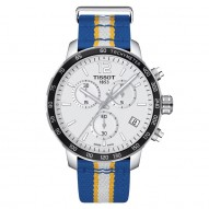 Tissot Quickster Chronograph NBA Golden State Warriors