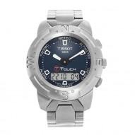 Tissot T-Touch Titanium Blue
