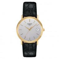 Tissot Goldrun Hesalite 18K Gold