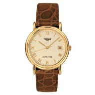Tissot Carson Automatic Full Case Back 18K Gold