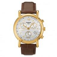 Tissot Carson Chronograph 18K Gold