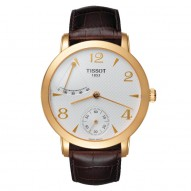 Tissot Sculpture Line Mechanical Power Reserve 18K Gold