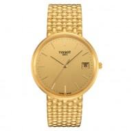 Tissot Goldrun Sapphire 18K Gold