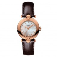 Tissot Pretty Lady 18K Gold