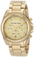 Michael Kors Golden Stainless Steel Watch MK5166