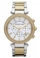 Two-Tone Stainless Steel Michael Kors Watch MK5626