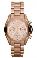 Michael Kors Rose Golden Stainless Steel Watch MK5799