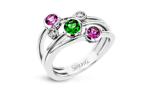 Gemstone Fashion Rings